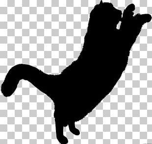 Kitten Silhouette Sphynx Cat PNG