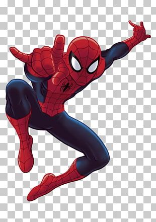 Ultimate Spider-Man Wall Decal Ultimate Marvel PNG
