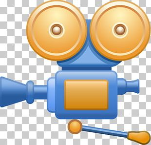 Video Camera Cinematography PNG