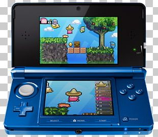 Nintendo 3DS Nintendo DS Handheld Game Console Video Game Handheld Electronic Game PNG