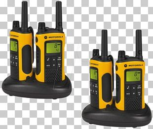 Two-way Radio Motorola TLKR T80 Walkie Talkie Motorola TLKR T80