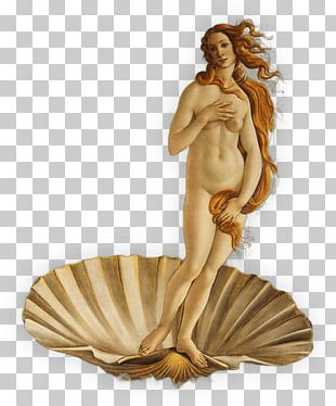 The Birth Of Venus Venus De Milo Uffizi Madonna In Glory With Seraphim PNG