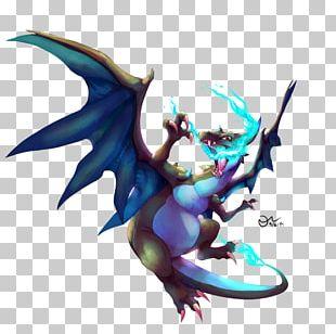 Pokémon X And Y Ash Ketchum Charizard Charmander PNG
