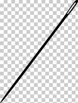 Black And White Point Angle PNG
