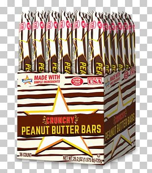 Chocolate Bar Atkinson Candy Company Brittle Peanut Butter Chick-O-Stick PNG