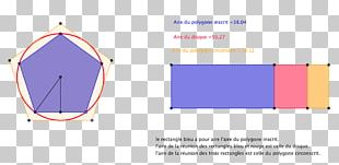 Regular Polygon Area Circle Angle PNG