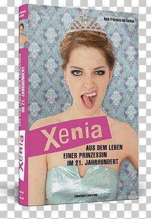 Xenia Von Sachsen Xenia: Aus Dem Leben Einer Prinzessin Im 21. Jahrhundert Hair Coloring Blond Brown Hair PNG