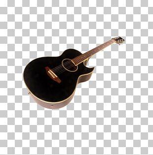 Acoustic Guitar Ukulele Musical Instrument Acoustic-electric Guitar PNG