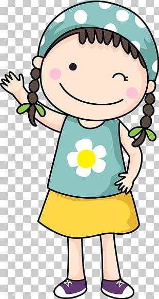 Child Cartoon PNG