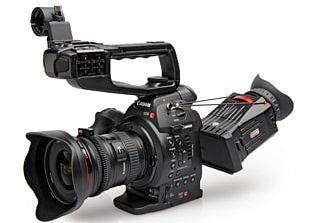Canon EOS C100 Zacuto Video Cameras Film PNG