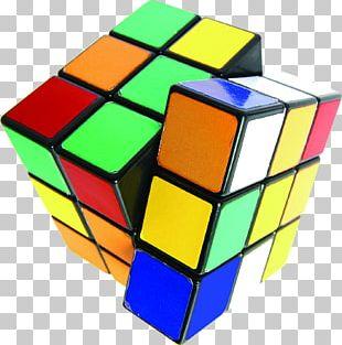 Rubiks Cube V-Cube 6 PNG