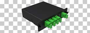 Fiber Optic Splitter Electronics Accessory Optical Fiber Connector PNG