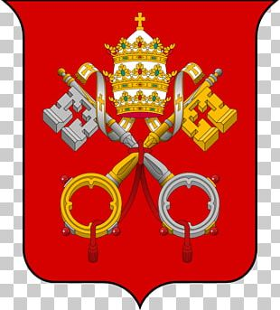 Coats Of Arms Of The Holy See And Vatican City Coats Of Arms Of The Holy See And Vatican City Coat Of Arms Flag Of Vatican City PNG
