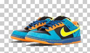 Skate Shoe Sneakers Nike Dunk Basketball Shoe PNG