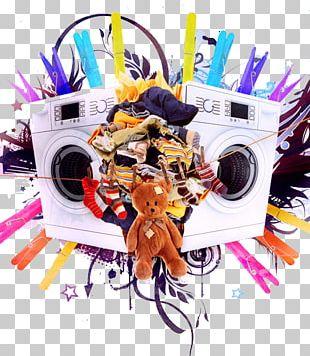 Washing Machine Creativity PNG