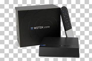 Android TV Kodi Media Player 4K Resolution PNG