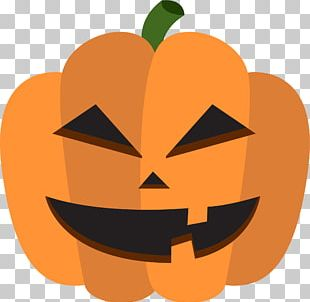 Calabaza Halloween Pumpkin Decoration PNG