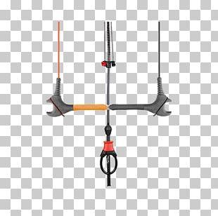 Kitesurfing Power Kite Control System PNG