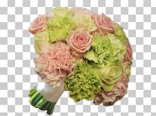 Flower Bouquet Wedding Garden Roses PNG