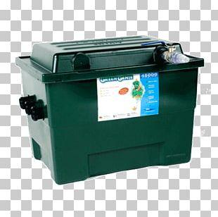 Garden Pond Ultraviolet Water Filter Filtration PNG