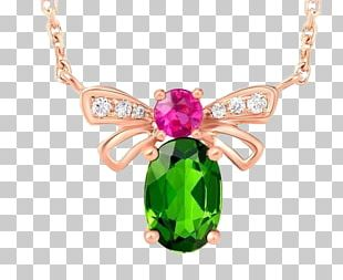Necklace Diamond Gemstone Pendant Jewellery PNG