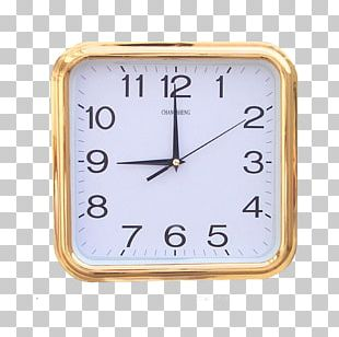 Quartz Clock Alarm Clock Digital Clock Wall PNG