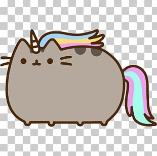 Pusheen Cat Gund Greeting & Note Cards Birthday PNG