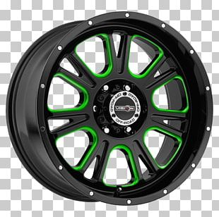 Wheel Rim Car Sport Utility Vehicle Chevrolet Colorado PNG