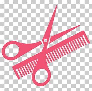 Comb Scissors PNG