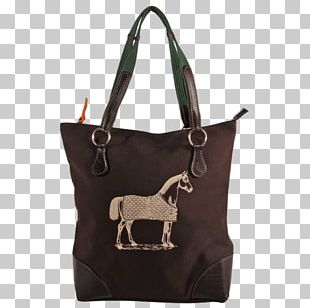 Tote Bag Handbag Leather Zipper PNG