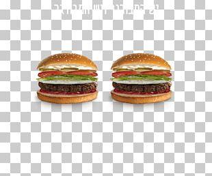 Cheeseburger Slider Breakfast Sandwich Veggie Burger Fast Food PNG