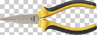 Diagonal Pliers Flachzange Alicates Universales Needle-nose Pliers PNG