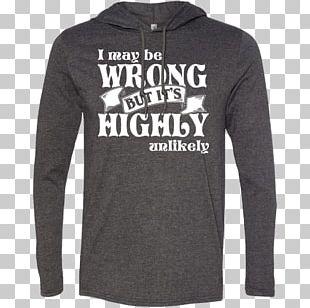 Hoodie Long-sleeved T-shirt Clothing PNG
