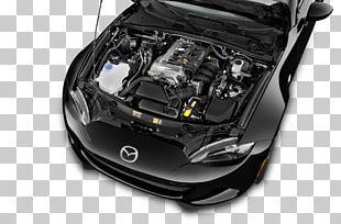 Sports Car 2018 Mazda MX-5 Miata Club Bumper PNG
