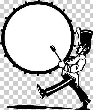 Marching Band Marching Percussion Snare Drum Drum Major Drummer PNG