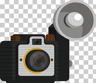 Mirrorless Interchangeable-lens Camera Camera Lens PNG
