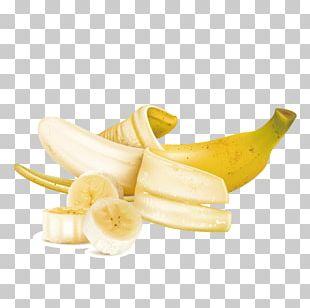 Slices Fruit Banana Food PNG