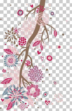Floral Design Sharp Aquos SOV35 SO-03J AQUOS Xx3 PNG