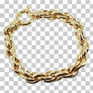 Bracelet Gold Necklace Jewellery Chain PNG