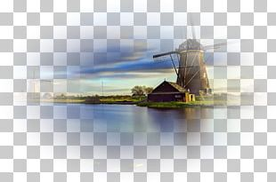 Windmill Energy Stock Photography PNG