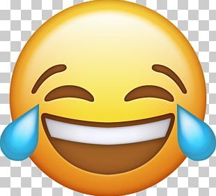 IPhone Face With Tears Of Joy Emoji WhatsApp PNG