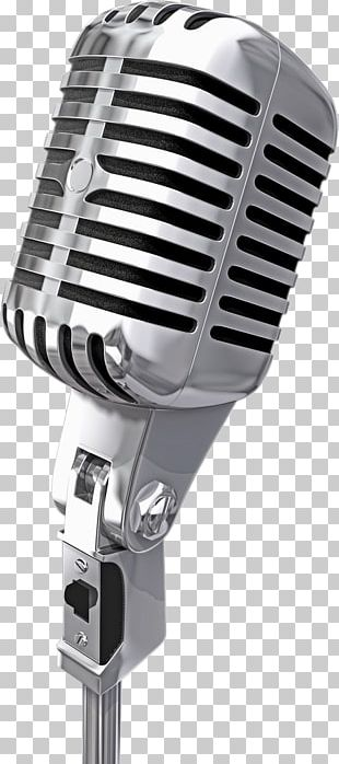 Wireless Microphone Audio PNG