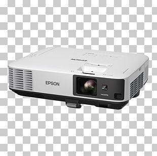 Multimedia Projectors 3LCD Epson Wide XGA PNG