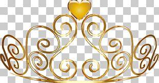 Crown Princess Gold PNG