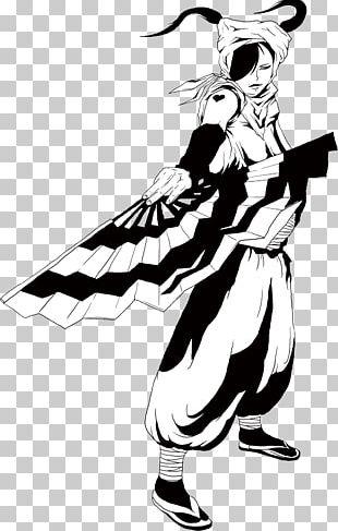Japan Samurai Cartoon PNG