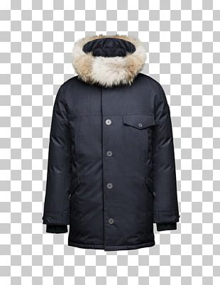 Parka Jacket Coat Clothing Down Feather PNG