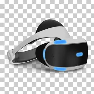 PlayStation VR Head-mounted Display Virtual Reality Headset Oculus Rift PNG