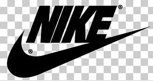 Swoosh Nike Logo Sneakers Just Do It PNG