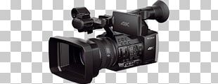 Sony Handycam FDR-AX1 4K Resolution Video Cameras Professional Video Camera PNG