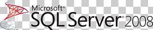 Microsoft SQL Server Computer Servers Microsoft Corporation Database PNG